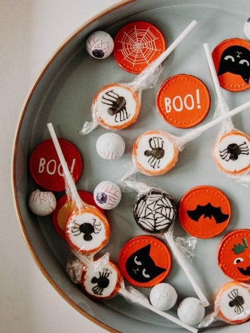 caramelos de halloween
