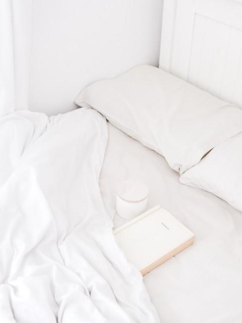 cama blanca