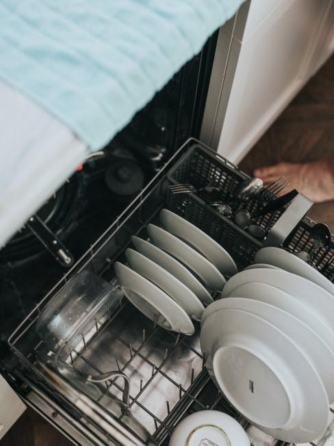 lavavajillas lleno