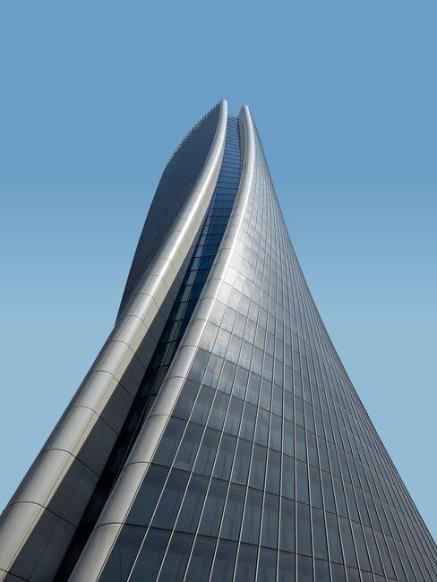 rascacielos con curvas hadid milan
