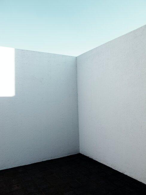paredes blancas arquitectura barragan