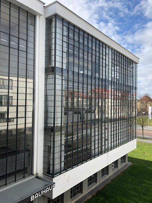 escuela bauhaus en alemania