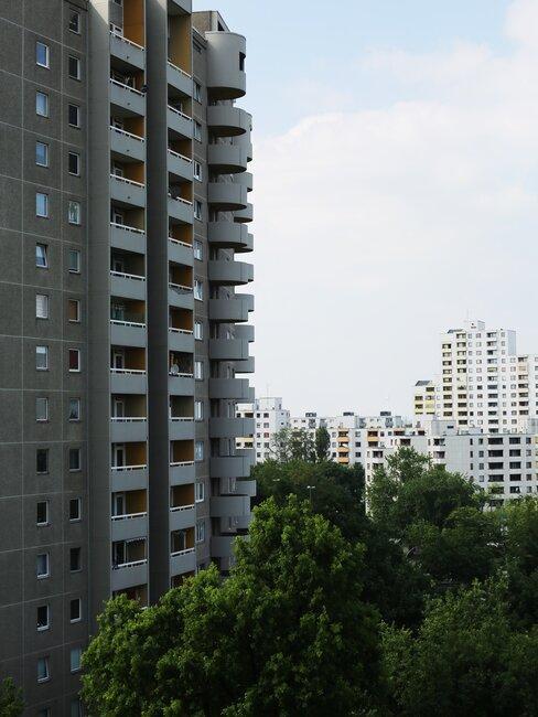 zona de viviendas berlin diseño gropius