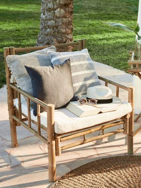 sillas para jardin pequeño