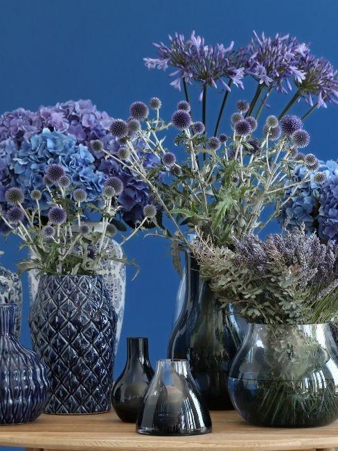 Flores estilo regency