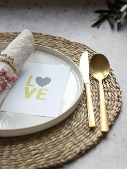 Cena de San Valentin en casa