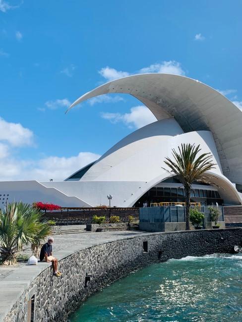 La ola musical del Auditorio de Tenerife