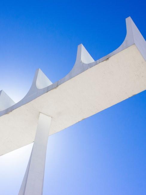 Catedral de Brasilia campanario