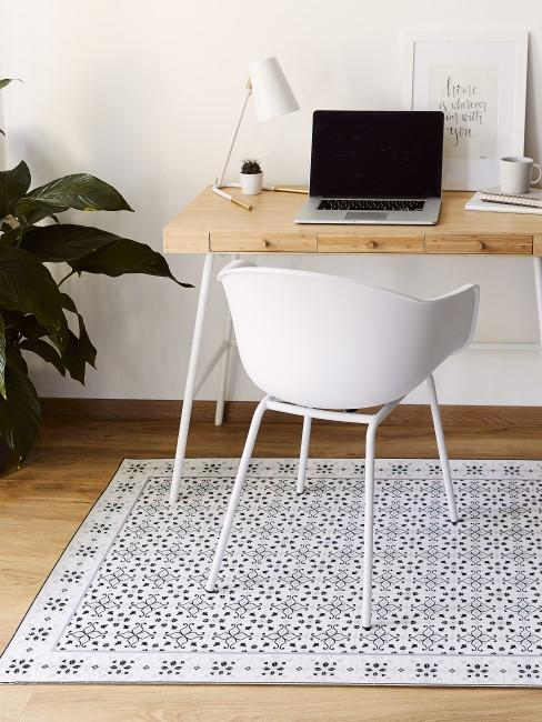 alfombra adhesiva para la silla del escritorio
