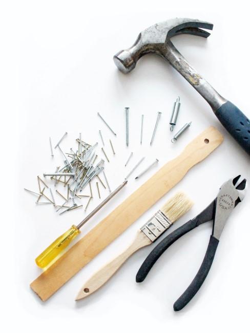Herramientas para hacer arreglos en casa