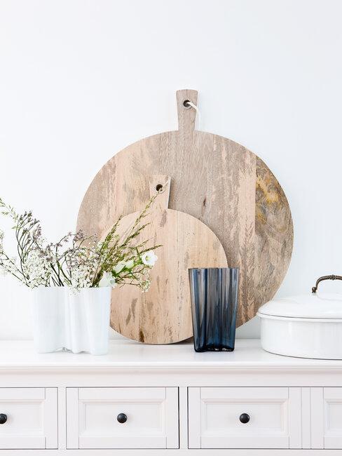 accesorios de cocina tablas de madera