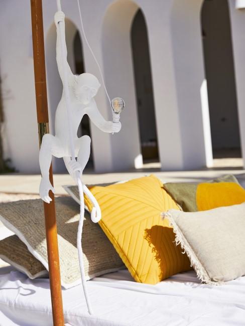 Lámpara de diseño Monkey para exteriores