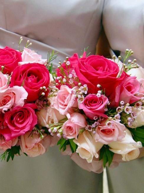 Flores de dama de honor