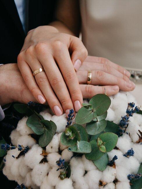 manos boda