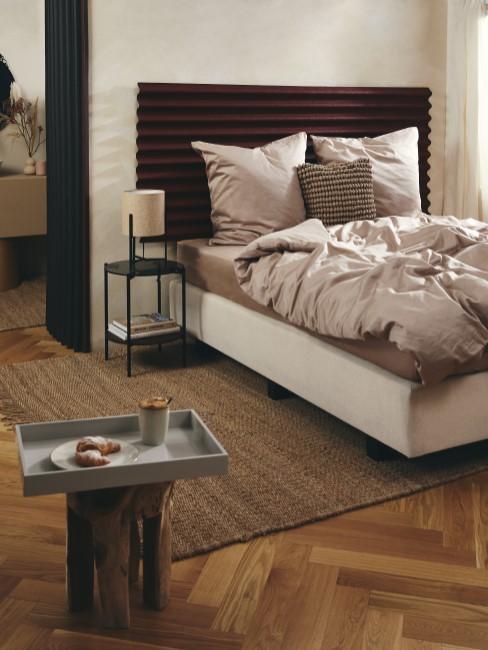 Dormitorio romático