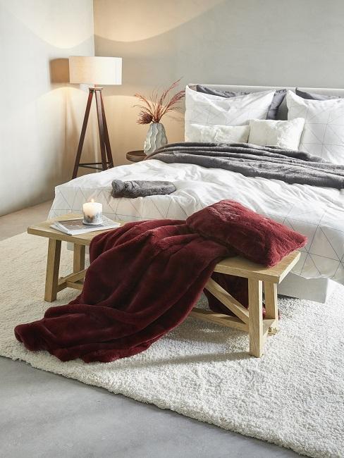 Dormitorio piso compartido