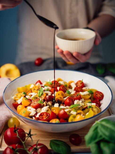 ensalada tomates
