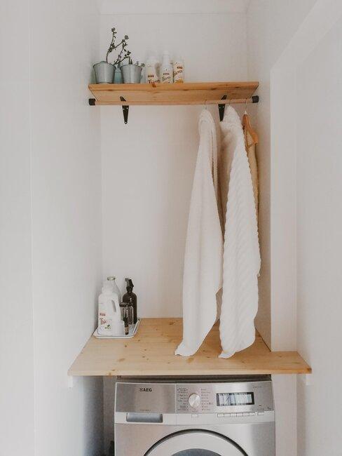 Armario para lavadoras