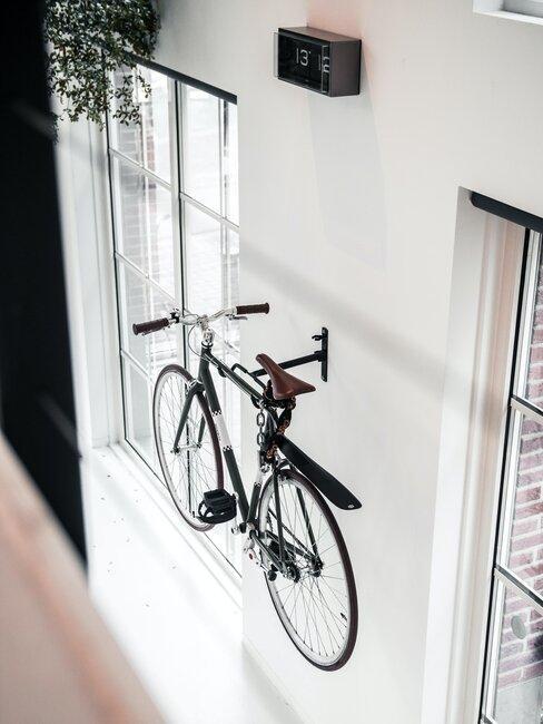 Bicicleta suspendida