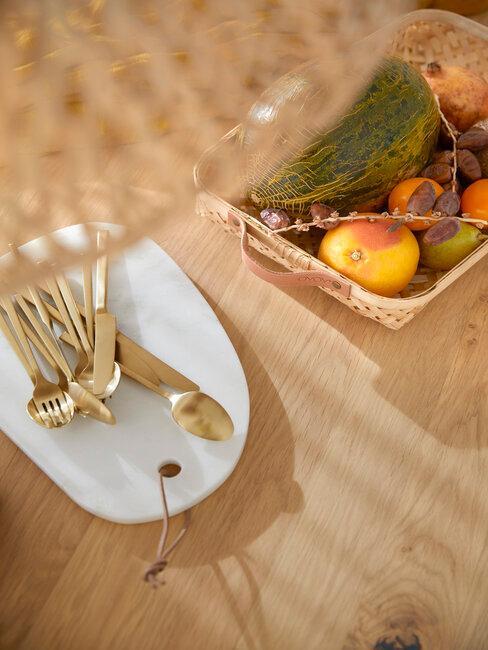 cesta de cocina
