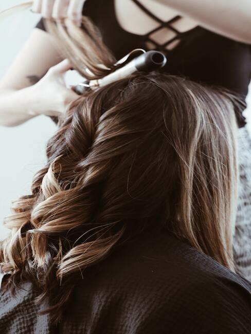 rizando cabello