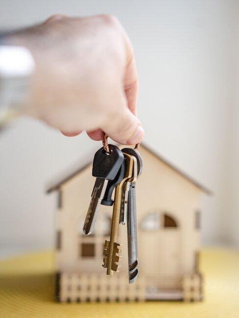 llaves para casa