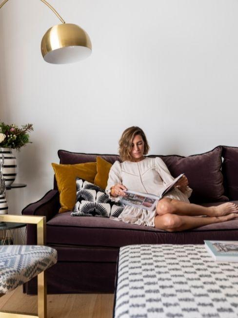En casa de Eugenia Osborne