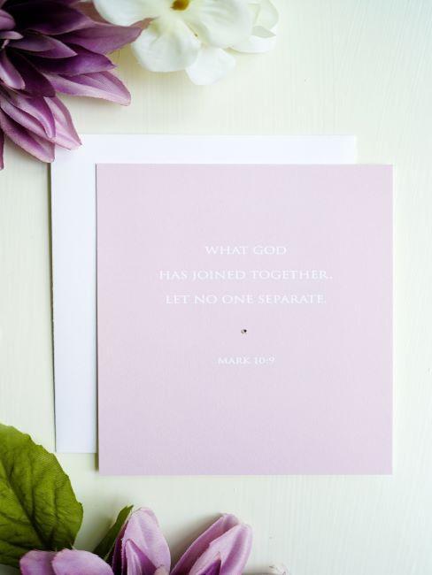 enveloppe comme cadeau pour un mariage civil