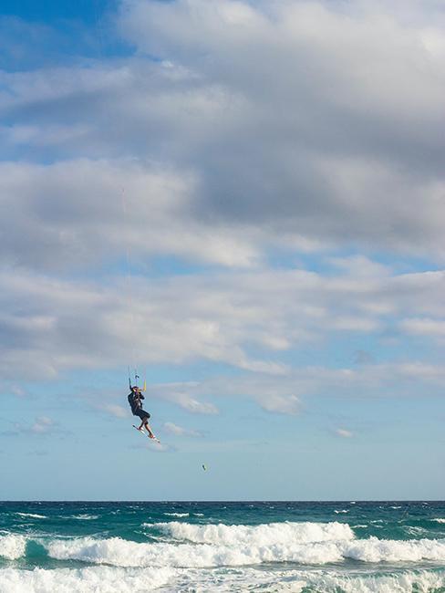 saut en parachute comme cadeau de mariage original