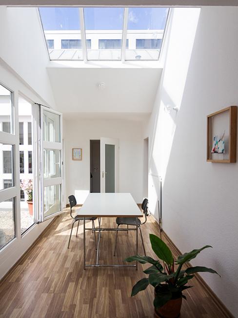 appartement sous les toits avec fenetre