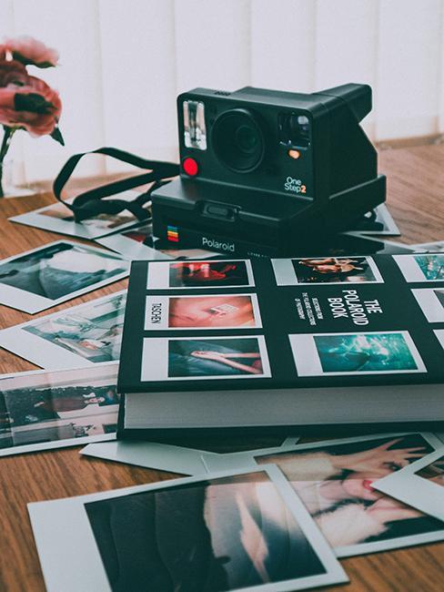 livre de polaroid