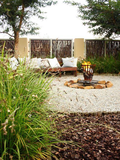 jardin zen de pierre