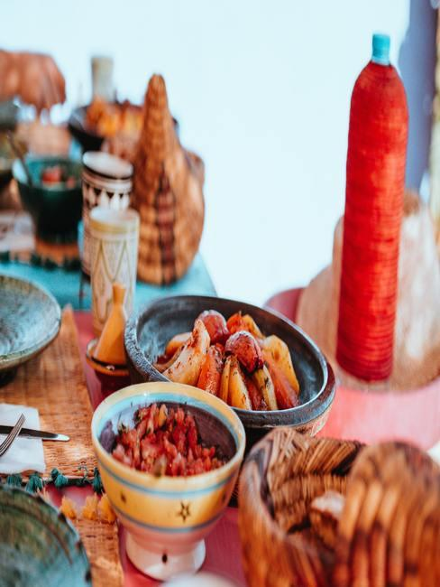 repas oriental