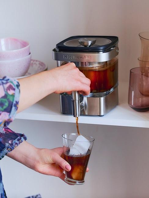 marchine à thé kitchenaid