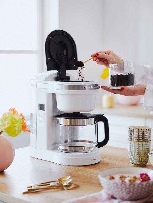 machine à café kitchenaid