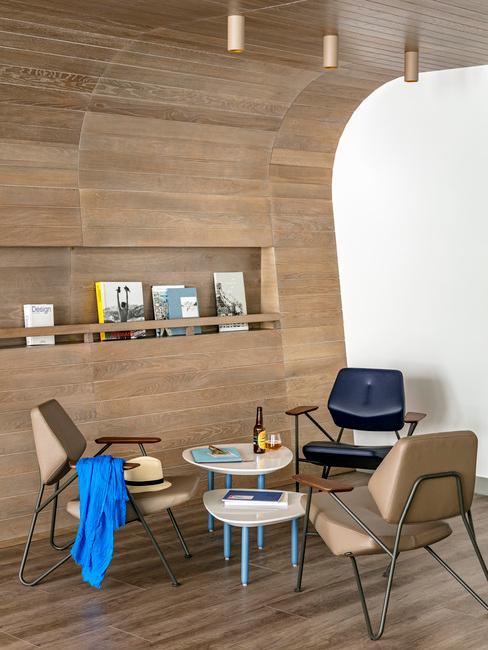 Hôtel OKKO design salle de réception
