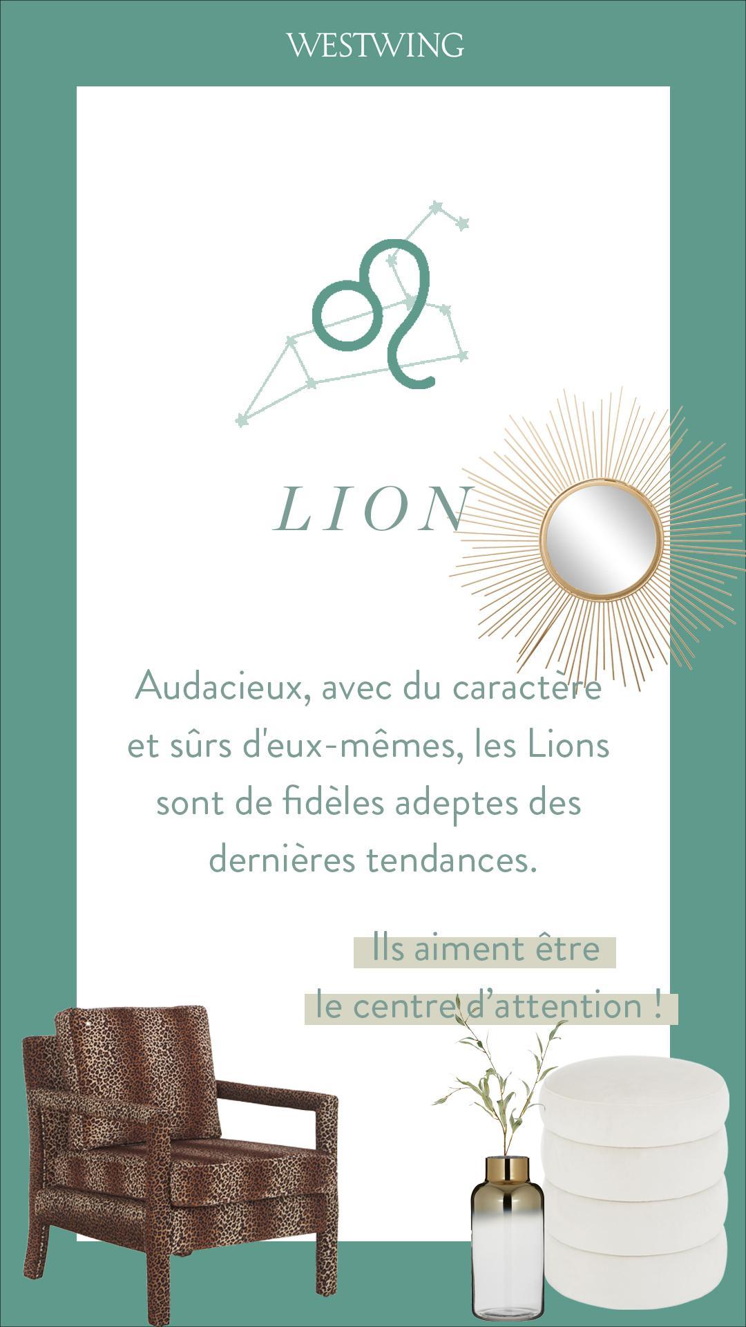 signe astro lion