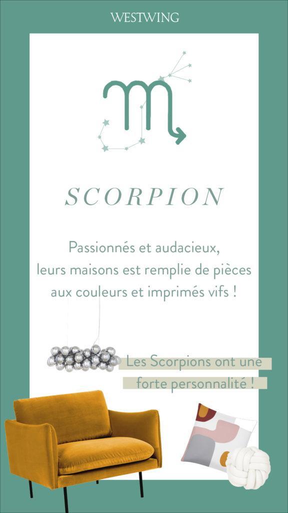 signe astro scorpion