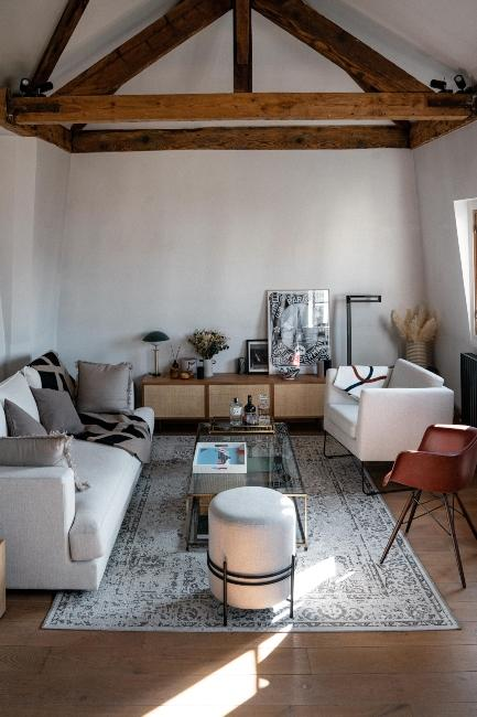 Salon style industriel et rétro @lepetitfrançais