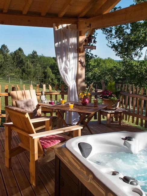 jacuzzi week end insolite