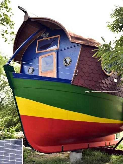 bateau gite bretagne week end insolite