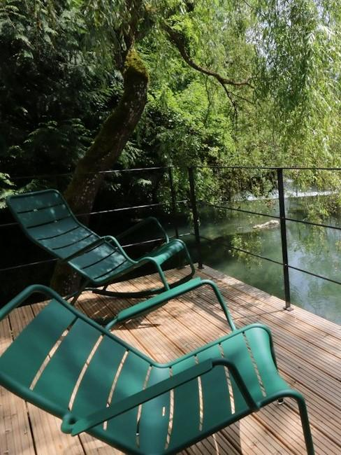 riviere et transat week end insolite