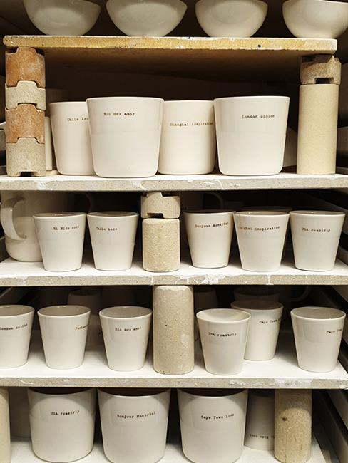 atelier de creation de peinture sur porcelaine