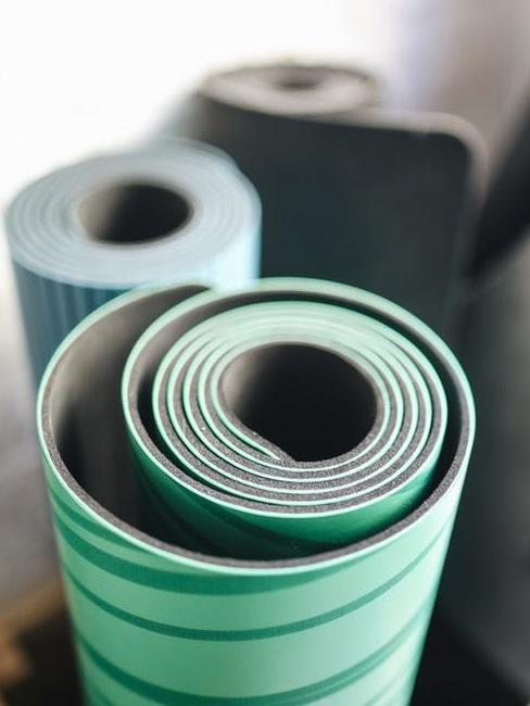 sport, sport à la maison, yoga, stretching