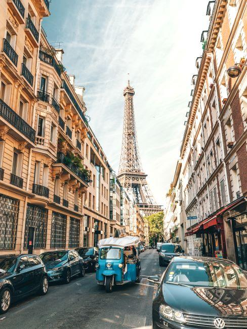 Paris instagrammable, voyages, selfie, Tour eiffel