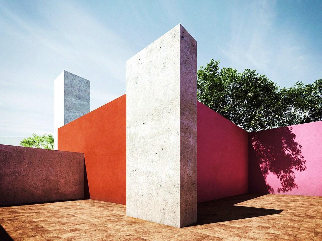 Mur luis Barragan