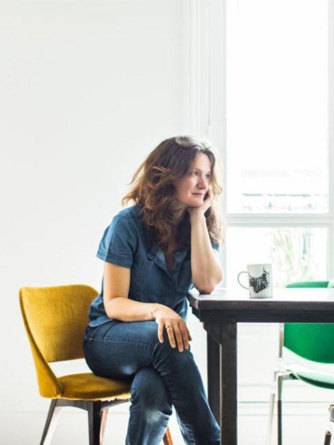 Béatrice Laval créatrice de la marque un Monde Sauvage