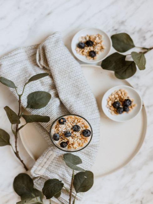 table petit déjeuner, alimentation responsable, écologie, végétarianisme, vegan