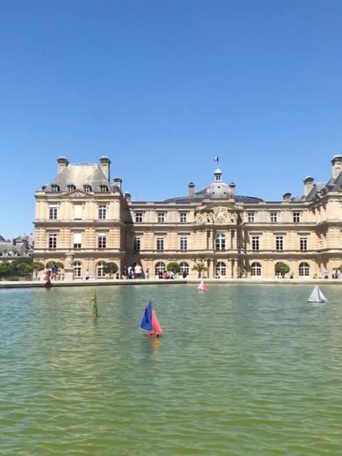 jardin du luxembourg paris