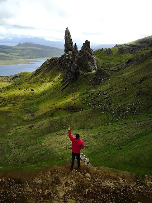 L'Écosse au printemps